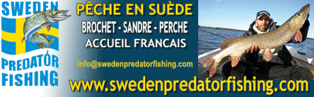 Sweden Predator Fishing