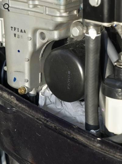 Vidange d 39 un moteur hors bord 4 temps for Housse moteur hors bord mercury