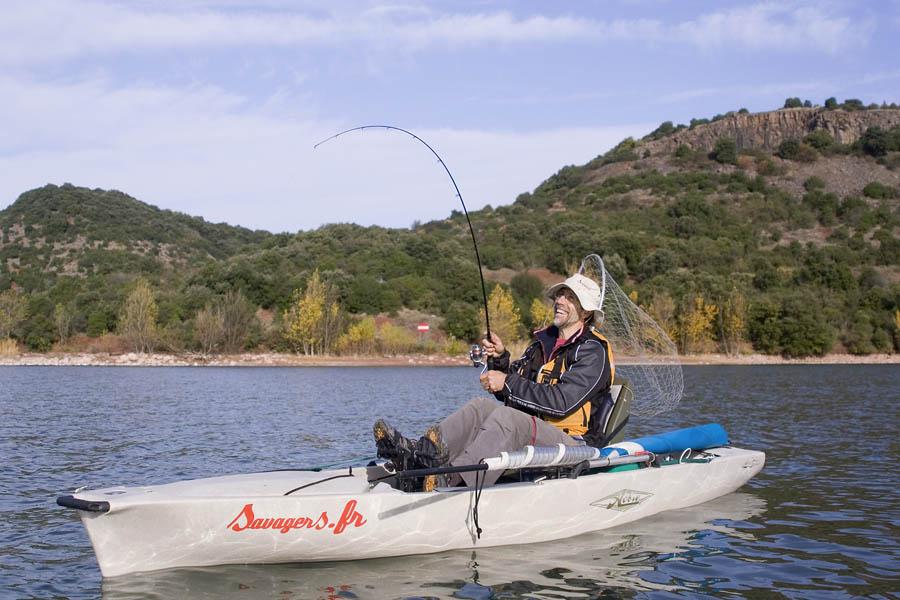 La pêche au nord du domaine dOmsk
