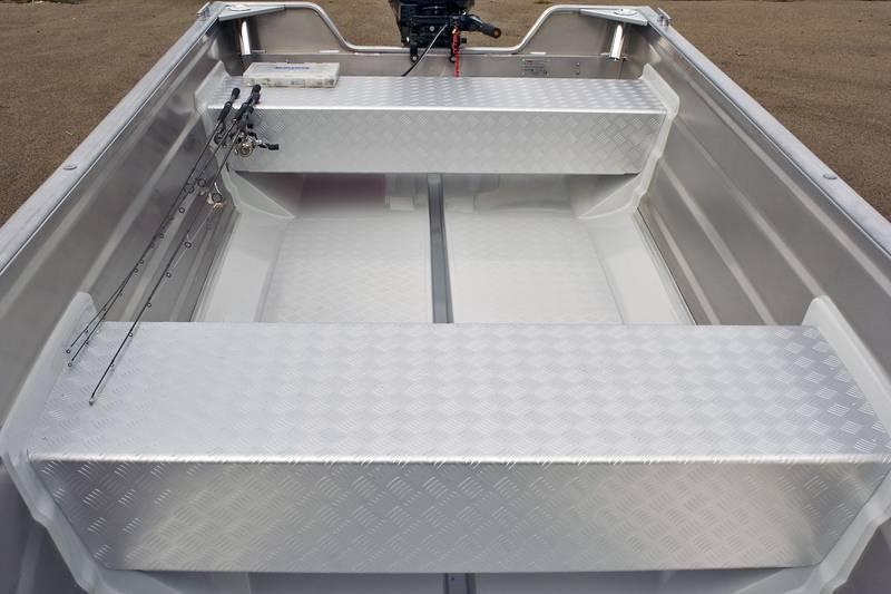 Test Bateau Le Smartliner - Peinture pour bateau aluminium